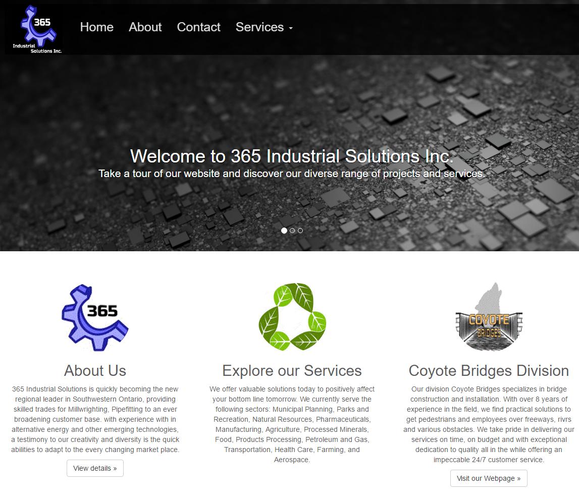 Bootstrap Custom Design